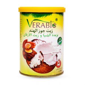 Masque 3 en 1 au noix de coco, huile d'argan et beurre de karité Tunisie